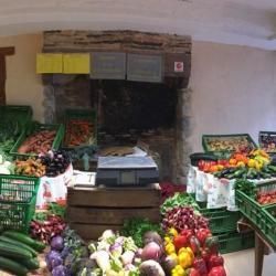 panoramique légumes